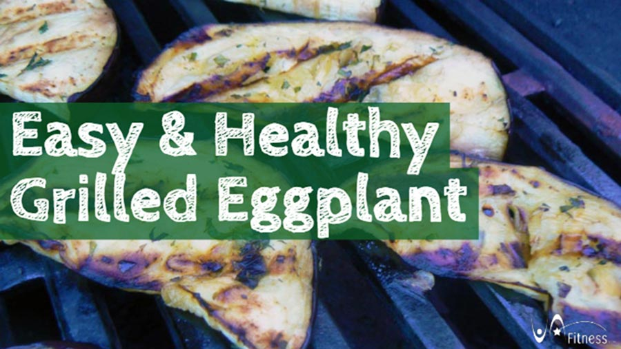Easy and Healthy Grilled Eggplant Recipe